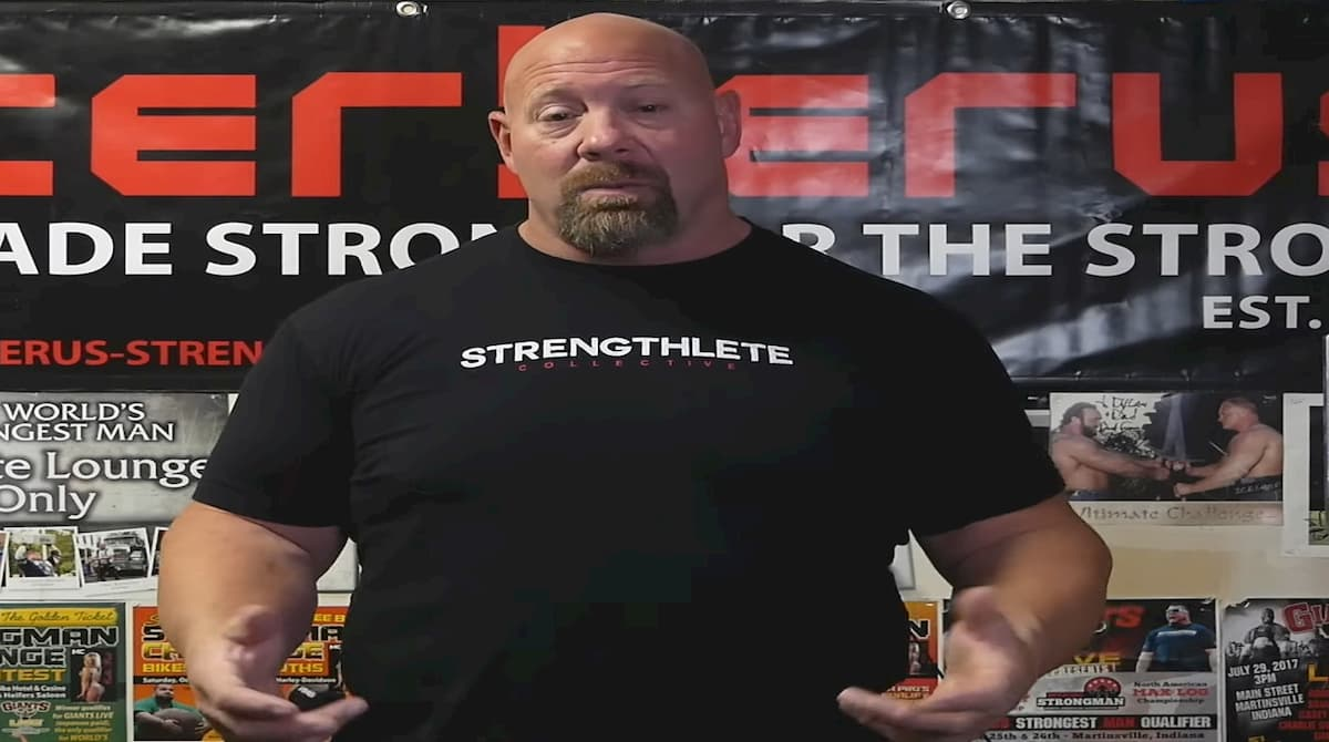 The best exercises for athletes with strongman Nick Best